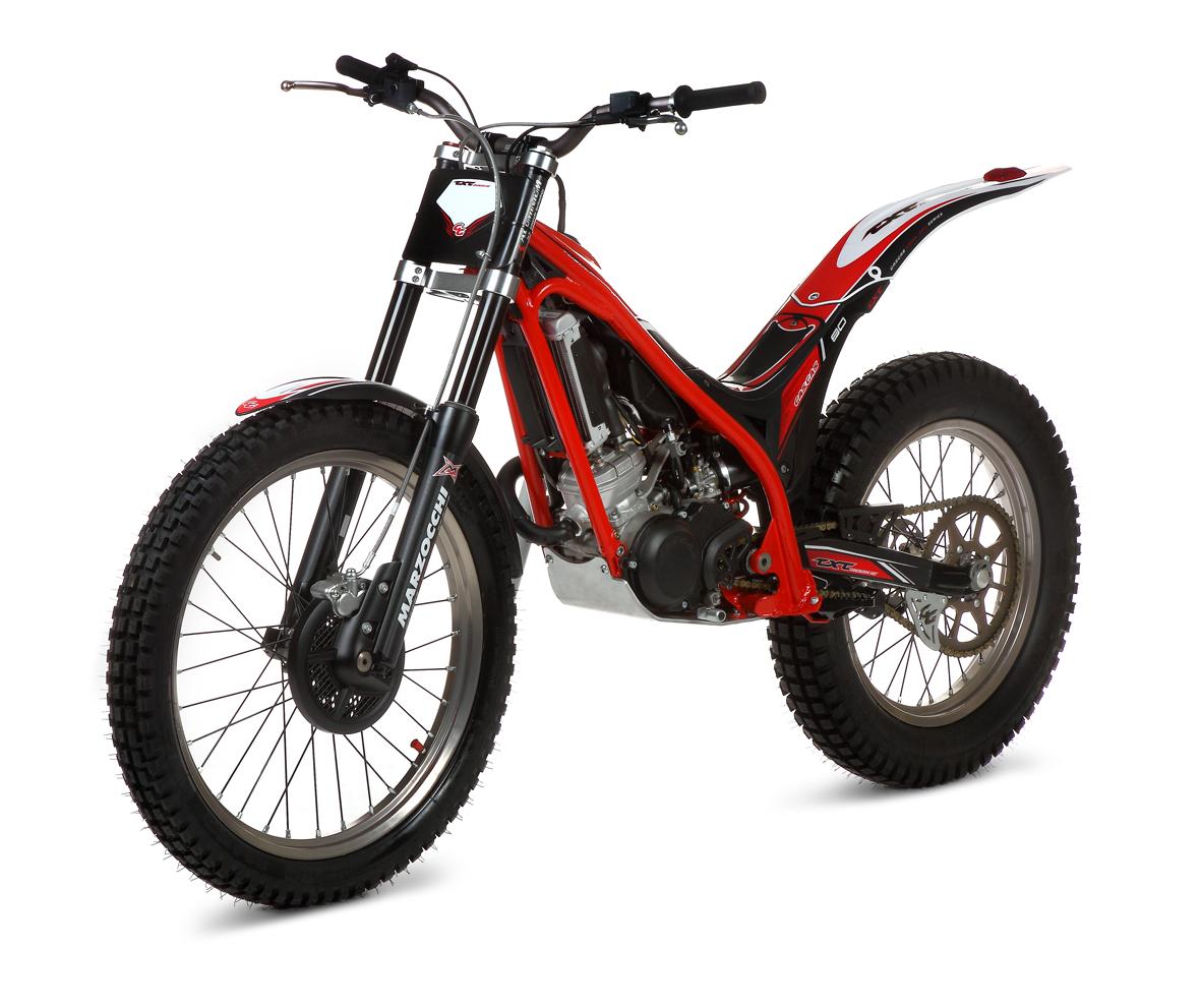 Motocykle Trial, Enduro, Cross